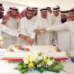 حفل معايدة منسوبي جمارك جسر الملك فهد