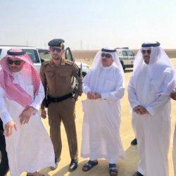 محافظ الخفجي يدشن أول سيارة كهربائية من نادي_الحي
