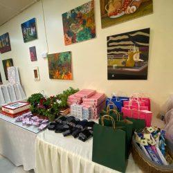 مكتبة الخبر العامة تحتفل بذكرى البيعة الخامسة مع طلاب مدارس المحافظة