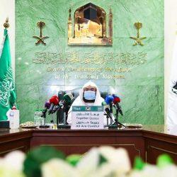 المعطش والفهيد اول سعوديين يحصلان على الزمالة البحثية في المسؤولية المجتمعية على المستوى العربي