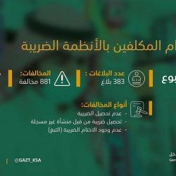 بلدية العيون تقوم في معالجة التشوهات البصرية في مدينة العيون