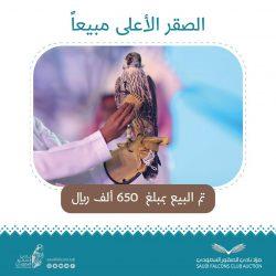 الامير منصور بن محمد يكرم مدير مكتب الزراعة بحفرالباطن
