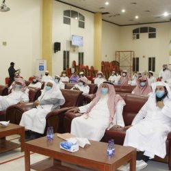 وكيل محافظة الأحساء يكرم الفائزين بمبادرة إثراء المحتوى الإعلامي ٢