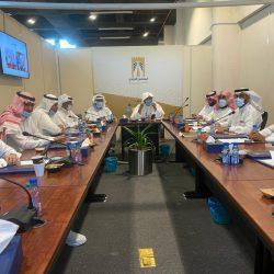 نائب قائد القوات الجوية يقف على استعدادات الأطقم الجوية المشاركة في التمرين السعودي اليوناني