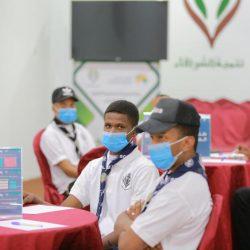 فرع وزارة البيئة والمياه والزراعة بالجوف يحتفي باليوم العالمي للطب البيطري