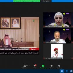 محمد ال دغمان يحصل على الدكتوراة ب مرتبة الشرف