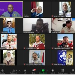 """الأمر بالمعروف بمحافظة #المجمعة تفعّل حملة """"ربّ اجعل هذا البلد آمناً"""""""