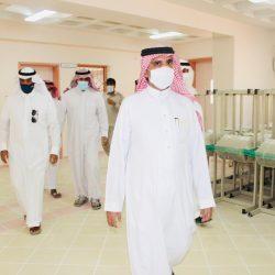 أمير الجوف يستقبل رئيس جامعة الجوف ووكلائها ويهنئهم لحصول الجامعة على الاعتماد المؤسسي الكامل