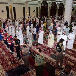 معايدة مستشفى بقيق العام للمستفيدين بمناسبة عيد الأضحى المبارك