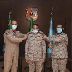 آل غانم مُشرفاً لمركز التدريب الكشفي بوادي الدواسر