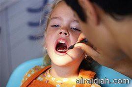 الأطفال وآلام الأسنان