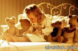 الطريقة الصحيحة لحكاية ما قبل النوم