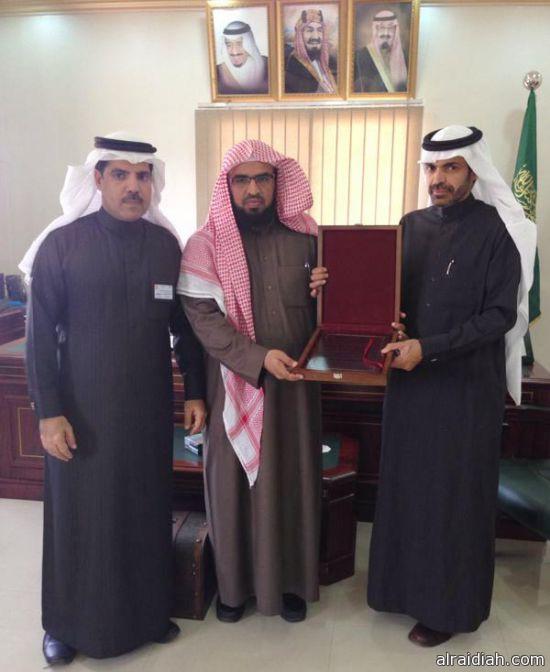 الرائدية تبارك الترقية للعميد أبراهيم بن منصور بن طوالة