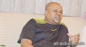 الهلاليون مستاؤون من ناصر الشمراني