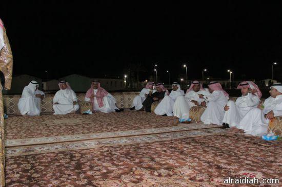 عيد العنزي مديرًا لجمارك الخفجي