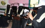 """مركز الملك سلمان للإغاثة يبدأ الدورات المهنية لبرنامج """"مهارتي بيدي"""" لأسر الأيتام في ساحل حضرموت"""