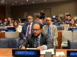 المملكة تجدد تأكيدها على أهمية وجود اتفاق دولي شامل يضمن منع إيران من الحصول على السلاح النووي