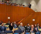 المملكة تدعو المجتمع الدولي للضغط على إسرائيل لإخضاع جميع منشأتها النووية لنظام الضمانات الشاملة لوكالة الطاقة الذرية