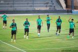 الأخضر يدشن تدريباته في القصيم استعدادًا لسنغافورة في تصفيات كأسي العالم وآسيا