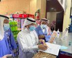 أمانة الجوف وبلدياتها تنفذ أكثر من 11 ألف جولة لمراقبة الإجراءات الاحترازية خلال أسبوع وترصد 31 مخالفة