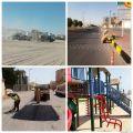 بلدية الخفجي تعالج 15 عنصراً من التشوه البصري ضمن حملاتها لتحسين المشهد الحضري خلال أسبوعين