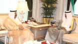 أسرة آل الصباح تبارك تزكية أمير دولة الكويت للشيخ مشعل الأحمد وليًا للعهد