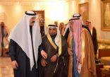 الشيخ فرحان بن نايف الفيصل الجربا يحتفي بآل صخيل
