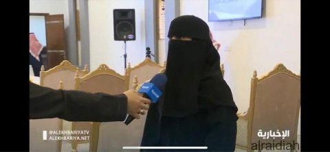 """""""سارة الشمري """"تبتكر تطبيقا يساعد الأم في طلب حاضنة سعودية مدربة أثناء انشغالها"""