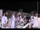 حفل تتويج فريق العالمي بدورة السداسيات لكرة القدم ضمن فعاليات مهرجان صيف الخفجي 2011
