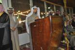 حفل الفوز للمرشح نشمي الدوسري بمحافظة الخفجي
