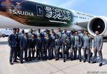 المنتخب السعودي الأول لكرة القدم يصل روسيا