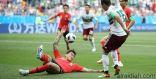 بلجيكا قطعت تذكرة الدور الثاني على حساب تونس .. والمكسيك تتجاوز كوريا .. والثواني الأخيرة تنقذ الألمان