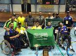 نادي الاحساء يفرض هيمنته وسيطرته على بطولة أندية غرب آسيا في لعبة البوتشيا