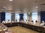 مجلس رجال أعمال الخفجي يناقش تطوير بيئة الاستثمار في المحافظة