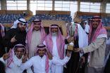 (قرنتي) يخطف كأس دعم سمو الأمير سلطان بن محمد بن سعود الكبير من ميدان فروسية الخفجي