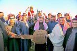 بنانه تخطف سيارة دعم رجل الأعمال محمد بن فرحان الغامدي .. والمفتي يحصد كأس بلدية محافظة الخفجي