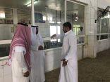 رئيس بلدية الخفجي يتفقد مسلخ المحافظة و جاهزيته لاستقبال أضاحي المواطنين في عيد الأضحى