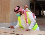 القادسية ينفذ العديد من المبادرات الخيرية في شهر رمضان المبارك