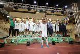 صقور المستقبل الأبيض يحققون لقب كأس الأبطال الدولية