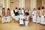 اختتام حملة خدمات الأحوال المدنية المقامة في جمعية مدينة العيون بصرف ١٢٣ بطاقه خلال ٣ أيام