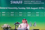 تزكية رئيس الاتحاد السعودي لكرة القدم عادل عزت رئيساً لاتحاد جنوب غرب آسيا