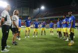 النصر السعودي يواجه الجزيرة الإماراتي اليوم في بطولة كأس العرب للأندية