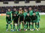 المنتخب السعودي الأول لكرة القدم يتعادل مع الأردن ودياً