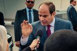 الرئيس المصري يؤكد أن سرطان الإرهاب يحاول خطف مصر ولكننا صامدون نحاربه بكل قوة وإيمان