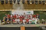 الأهلي السعودي بطل كأس السوبر السعودي الإماراتي لكرة الطاولة