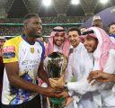النصر بطلاً لكأس السوبر السعودي
