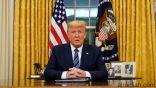 ترامب يعلن حالة الطوارئ في عموم الولايات المتحدة الأميركية