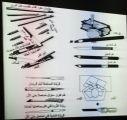 فريق الرائدية النسائي يقيم دورة الخط العربي بروضة الأسمري
