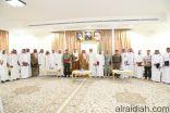 الهزاع يرعى حفل تكريم المشاركين بحفل أهالي الخفجي باليوم الوطني 87