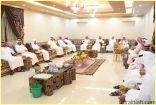 تغطية حفل العشاء بمناسبة زيارة الشيخ مفرح العموم الوهبي